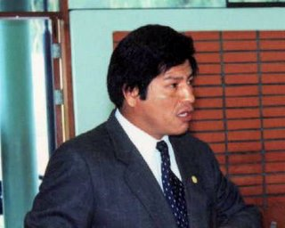 César Villavicencio PERIODISTA PERUANO ABOGADO